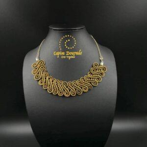 Collana in Capim Dourado Edna